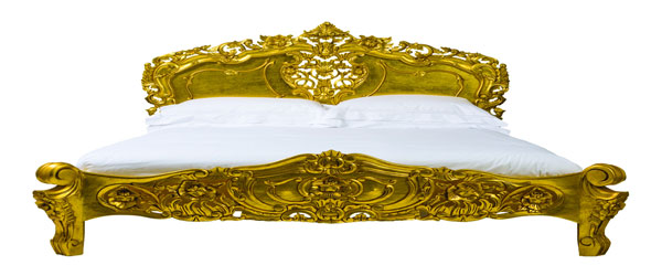 Chateau D'Or Bed