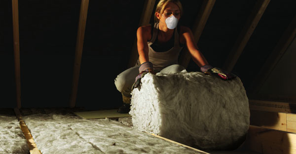 Energy Saving Loft Insulation