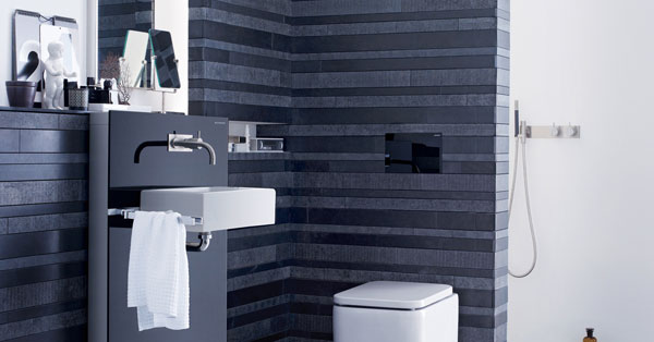 Sigma80 Touchless Flush Plate