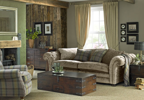 Country Living Launches Sofa Range