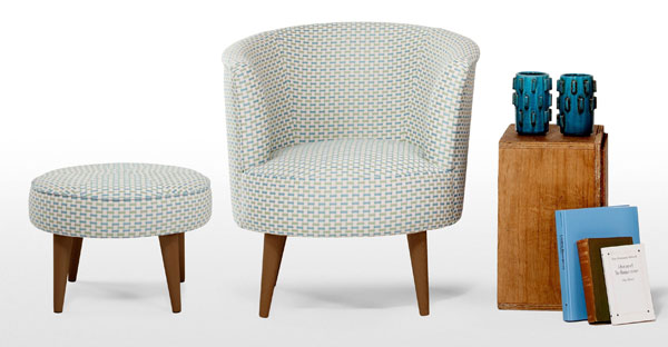 Lulu Scoop Chair