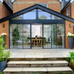 Slim Sliding Door for homeowners